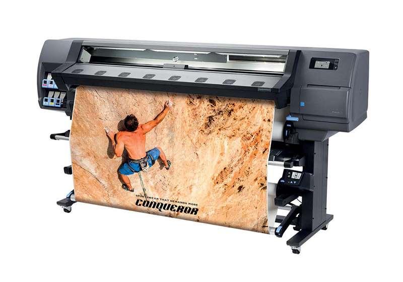 HP Latex 335 Printer 64 Inch HP 335 Wide Format Digital Printer