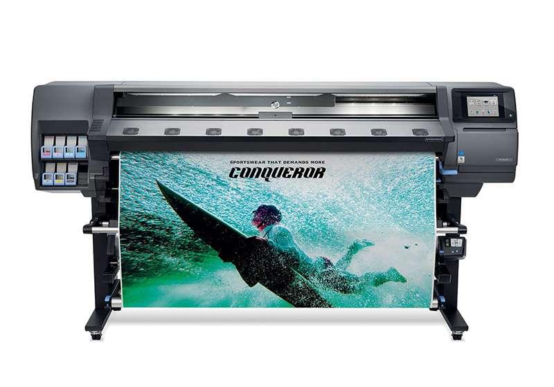 HP Latex 365 Printer 64 Inch HP 365 Printer Wide Format Digital Printer