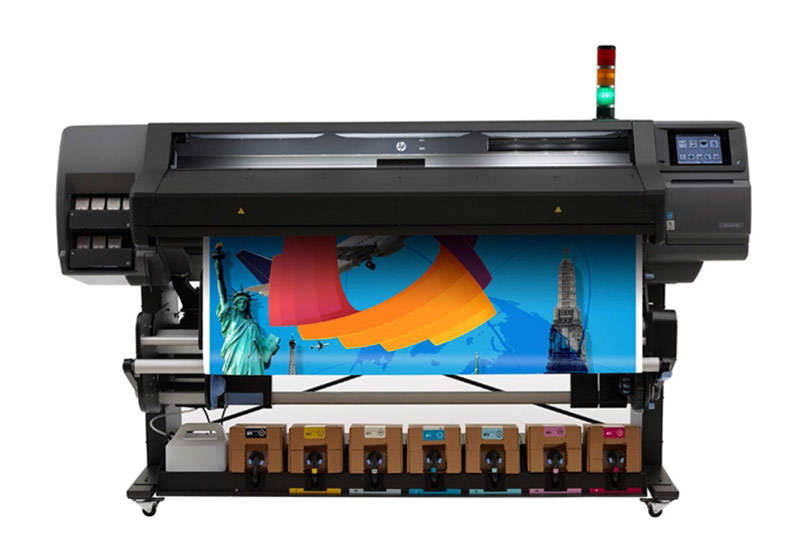 HP Latex 570 Printer 64 Inch Wide Format HP Printers