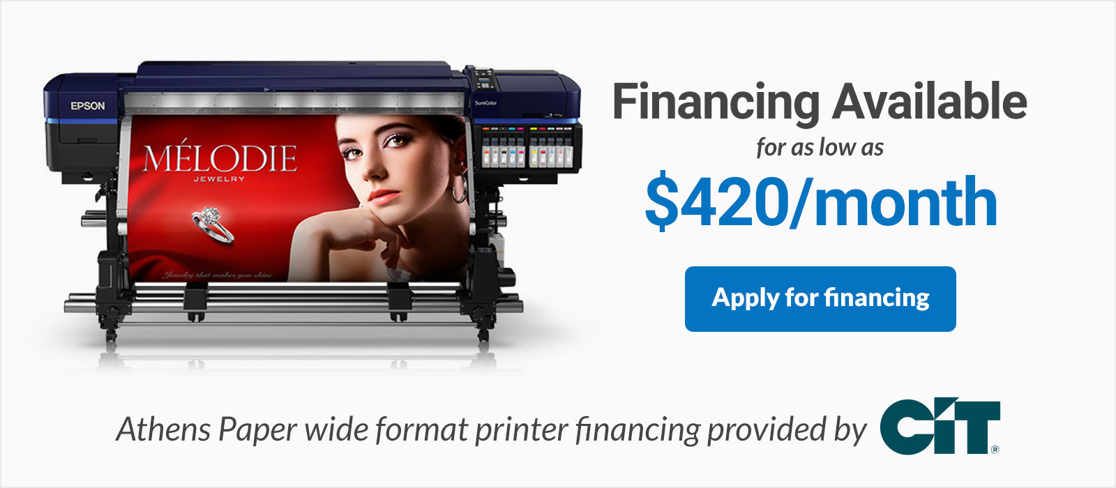 Epson SureColor S80600 Printer Financing Authorized Dealer Sale Price