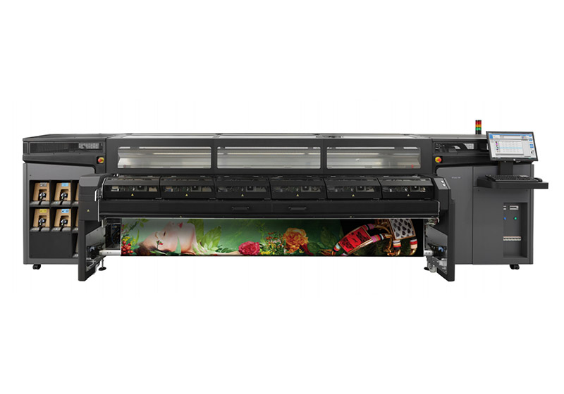 hp latex l1500 industrial roll printer 126 inches inch sales wide format printers