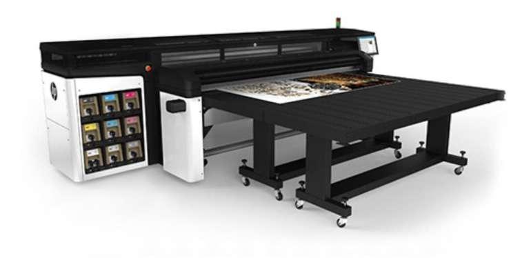 R-Series Latex Flatbed Printers