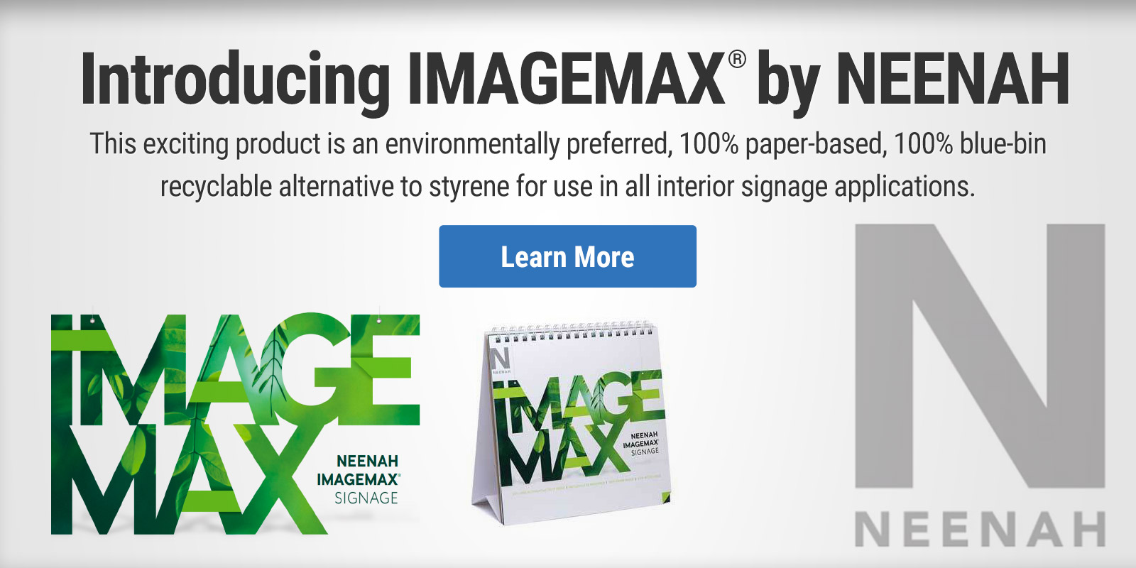 neenah imagemax signage suppliers dealers