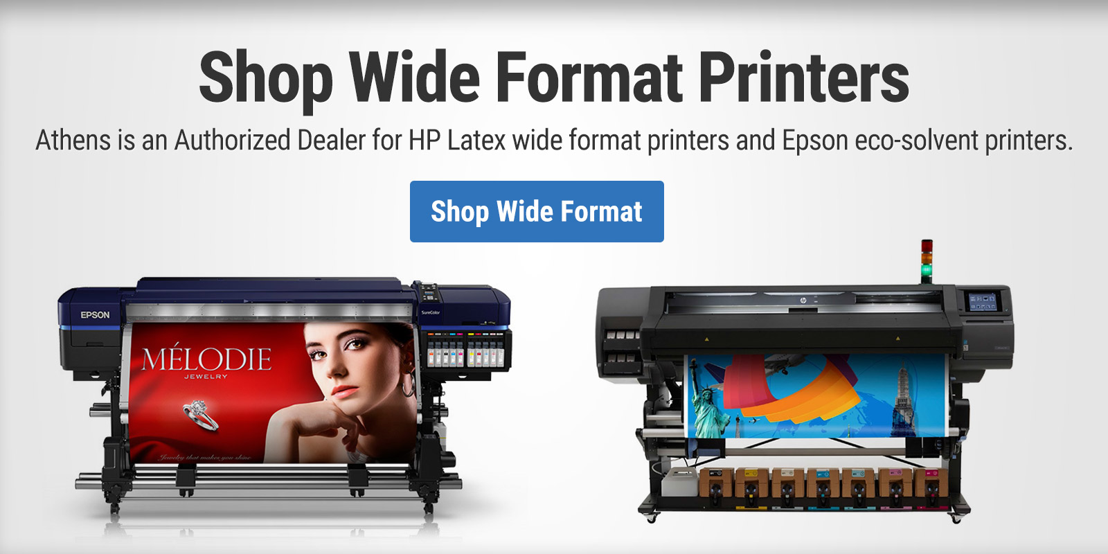 wide format printers hp epson dealers wide format printer