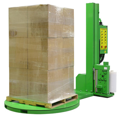 Offset Stretch Film Price Increases with Stretch Wrapping Equipment.